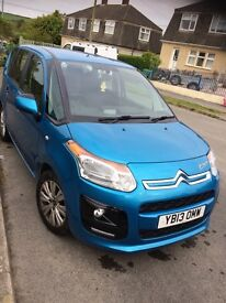 CITREON C3 PICASSO 2013 1.6 HDI VTR+