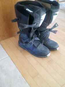 Dirtbike Thor boots for sales