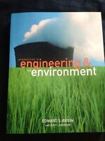 Introduction to engineering & the environment - Edward Rubin