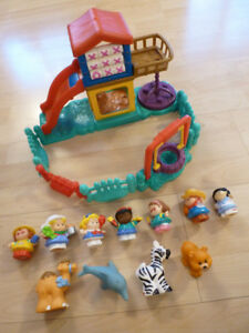 Fisher Price Little People parc