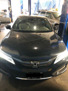 2017 Honda Accord Touring  Coupe (2 door)