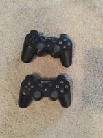 PlayStation 3 (500 gb) 3 controllers, 9 games