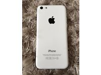 iPhone 5c 16gb in White