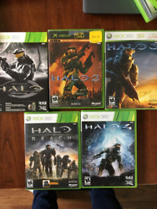 Xbox 360 Games for sale $5 each, $10 for all 3