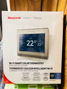 New !! Honeywell !! Wi- Fi Smart Color Thermostat-FREE DELIVERY