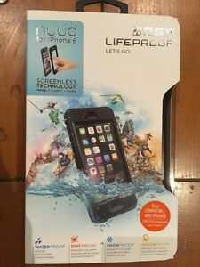 iPhone 6 LifeProof Nüüd case  Peterborough Peterborough Area image 1