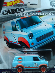 Hot Wheels car culture cargo carriers