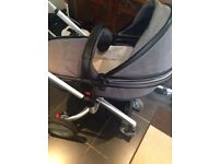 Silver cross surf carry cot