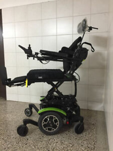 Electric wheel chair ROVI X3 Bariatric with lift & tilt moti