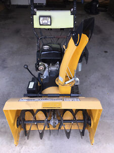 Snow Thrower - never used!