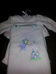 Ensemble 4 pièces - bébé fille 0-3 mois