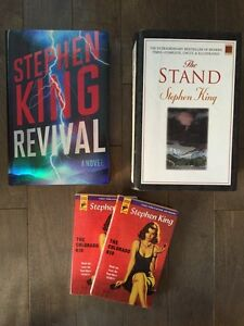 MORE STEPHEN KING FOR YOU...