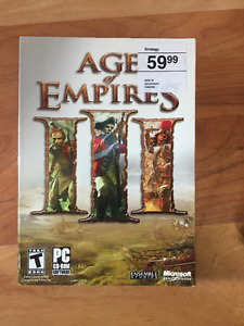 Age of Empire New