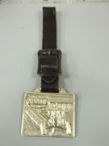 VINTAGE JC ADAMS WATCH FOB