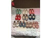Girls size 3 shoes