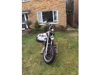 Honda shadow / vt700c bobber