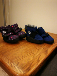MEC  Booties infant to toddler