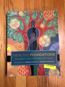 Healthy Foundations of Early Childhood Settings