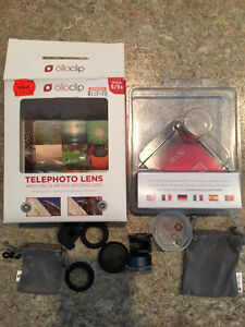 Olloclip telephoto lens for iPhone 5/5s & 5th Gen. iPod