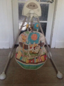 Fisher Price Cradle Swing-Delivery Available