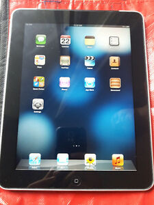 Apple iPad 1 3G + WiFi - UNLOCKED . DEBARRER . DEVEROUILLER
