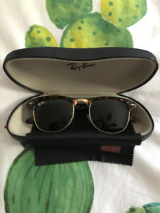 Lunettes soleil Rayban