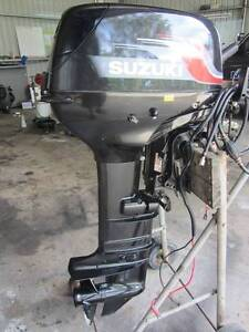 Suzuki outboard DT30 electric start long shaft motor Coffs Harbour Coffs Harbour City Preview