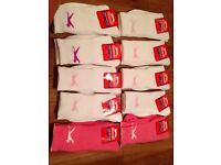 Childrens and adult socks available in bulk