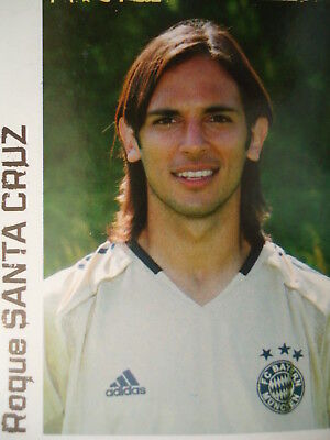 Panini 172 Roque Santa Cruz Bayern München UEFA CL 2006//07
