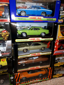 Campbell Collectible (American Muscle) 1:18 Mopars