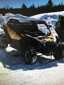 2017 can am maverick x3 x-ds