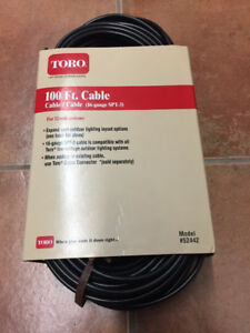 Outdoor Rated Speaker Wire -  100 ft. roll - limited quantity