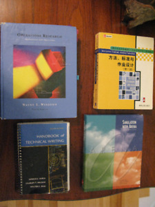 4 Technical University Books