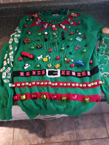 Ugly Chirstmas Games Sweater