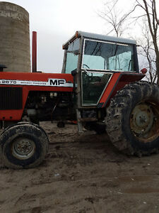 Reduced Massey Ferguson 2675