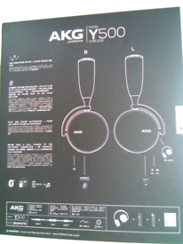 AKG wireless headphones