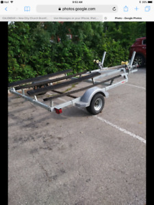 Jet Ski Double Trailer for sale