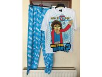 Men's Mrs browns boys pyjamas, size L, bnwt