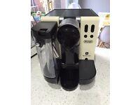 Nespresso lattissima coffee machine