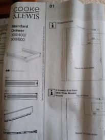 Cooke & Lewis Kitchen Drawer Units