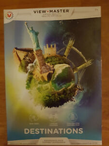 National Geographic Viewmaster VR Virtual Reality Destinations E
