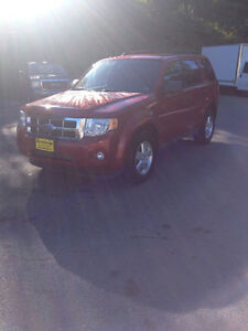 2011 Ford Escape FWD