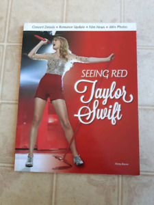 Taylor Swift fact book