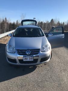 2009 Volkswagen Comfortline Wagon 2.5L 5 CYC