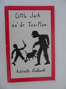 LITTLE JACK an' deTax-Man by ISLANDER,ACADIAN ANTOINETTE Gallant