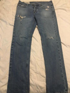 Hollister Jeans and American Eagle Pants For Sale