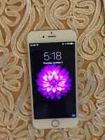 Gold iPhone 6 16 Gb in perfect condition