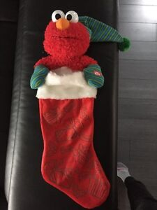 Elmo Singing Stocking  Windsor Region Ontario image 1