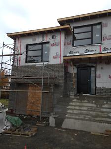 Maçonnerie lc , brique, Pierre, bloc West Island Greater Montréal image 6