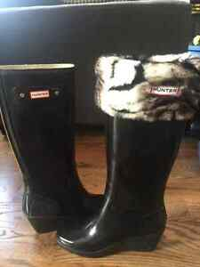 Hunter boots - new without tags St. John's Newfoundland image 4